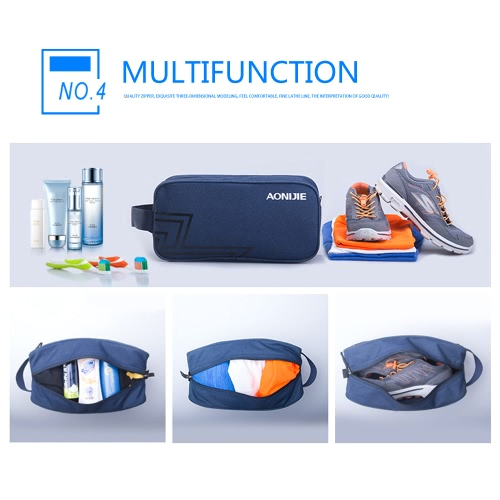 AONIJIE Multi-functional Portable Travel Shoes Bag Carrying Bags Space Saver BagSports &amp; Outdoor<br>AONIJIE Multi-functional Portable Travel Shoes Bag Carrying Bags Space Saver Bag<br>