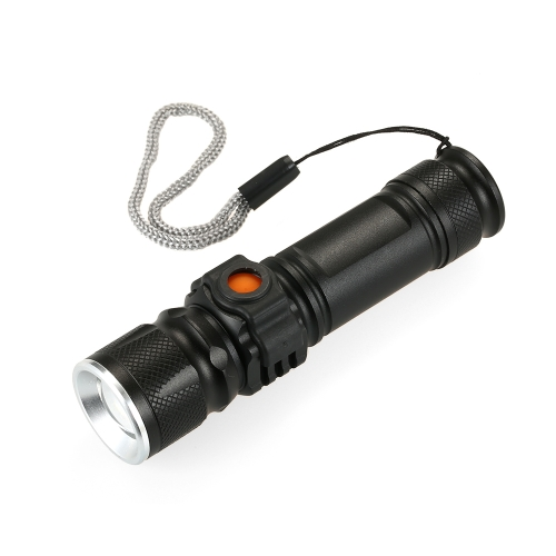 ST-515 USB Rechargeable FlashlightSports &amp; Outdoor<br>ST-515 USB Rechargeable Flashlight<br>
