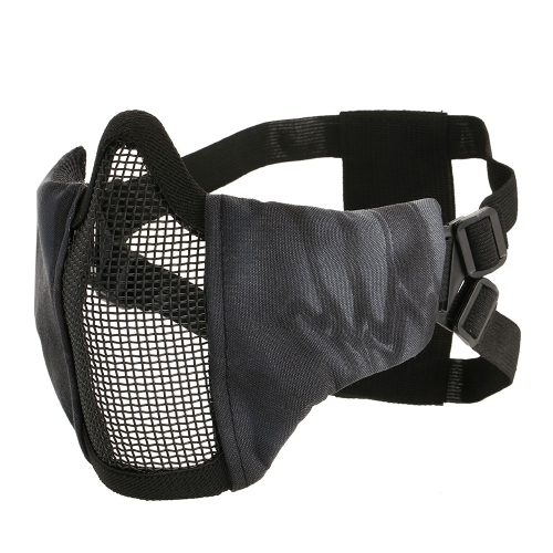 Lixada Tactical Foldable Half Face MaskSports &amp; Outdoor<br>Lixada Tactical Foldable Half Face Mask<br>