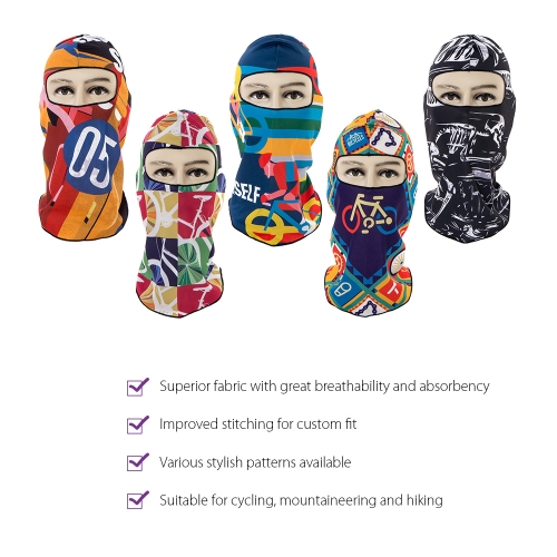 Full Face Masks Warm Face CoverSports &amp; Outdoor<br>Full Face Masks Warm Face Cover<br>