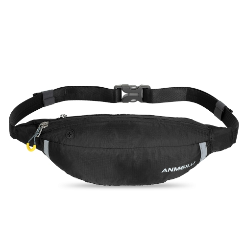 Taille Fanny Pack Course Hip Bum Bag