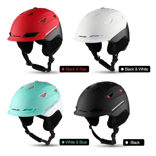 GUB Snow Sport Helmet Outdoor Winter Windproof Cycling Skiing Snowboard Safety Helmet Adjustable VentilationSports &amp; Outdoor<br>GUB Snow Sport Helmet Outdoor Winter Windproof Cycling Skiing Snowboard Safety Helmet Adjustable Ventilation<br>