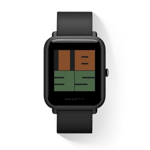 Xiaomi Huami Amazfit Bip GPS montre intelligente de sport --- Version internationale
