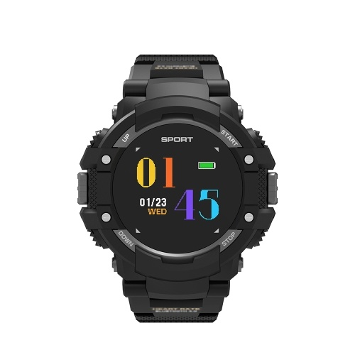 NO.1 F7 GPS Smartwatch sportivo
