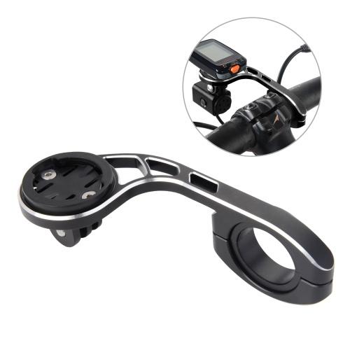 Cycling Handlebar Computer Mount 31.8mm Computer Mount Cycling Handlebar Lighting Bracket Camera Holder Adapter