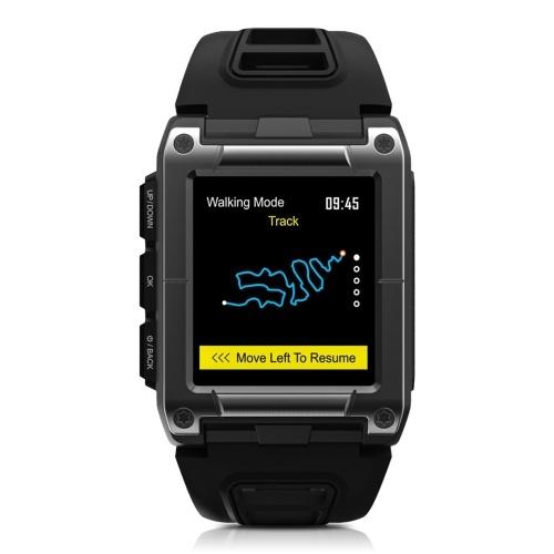 Nouvelle montre intelligente de sport à écran tactile couleur S929