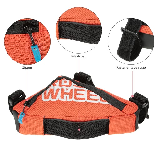 Outdoor Cycling Bicycle Bike Bag Bicycle Tube Triangle Bag Front Saddle Frame PouchSports &amp; Outdoor<br>Outdoor Cycling Bicycle Bike Bag Bicycle Tube Triangle Bag Front Saddle Frame Pouch<br>