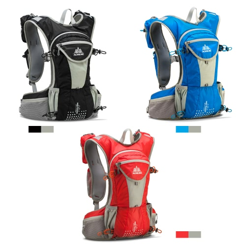 Outdoor Sports Backpack Shoulder Belt Bag for Biking Cycling Traveling Camping Hiking Hydration Bladder 2L Emergency BlanketSports &amp; Outdoor<br>Outdoor Sports Backpack Shoulder Belt Bag for Biking Cycling Traveling Camping Hiking Hydration Bladder 2L Emergency Blanket<br>
