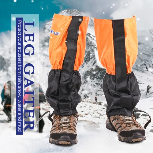 1 Pair Snow Leg Gaiters Snow Leg Boot Cover Strap Outdoor High Gaiter for Climbing Skiing River TracingSports &amp; Outdoor<br>1 Pair Snow Leg Gaiters Snow Leg Boot Cover Strap Outdoor High Gaiter for Climbing Skiing River Tracing<br>