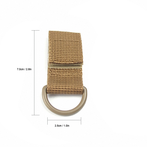 Portable Outdoor Hiking Molle Webbing Belt D-Ring Camping Backpack Keychain Buckle Hook Clasp CarabinersSports &amp; Outdoor<br>Portable Outdoor Hiking Molle Webbing Belt D-Ring Camping Backpack Keychain Buckle Hook Clasp Carabiners<br>