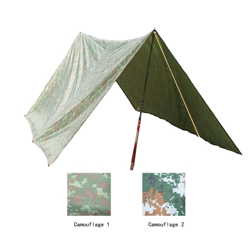 3 * 3m Camouflage Outdoor Waterproof Awning Camping Mat Mattress MultifunctionSports &amp; Outdoor<br>3 * 3m Camouflage Outdoor Waterproof Awning Camping Mat Mattress Multifunction<br>