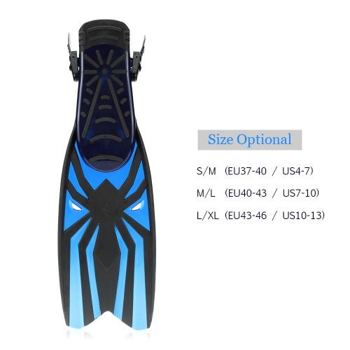 Lixada Snorkeling Foot Flipper Diving Long Fins Swimming EquipmentSports &amp; Outdoor<br>Lixada Snorkeling Foot Flipper Diving Long Fins Swimming Equipment<br>