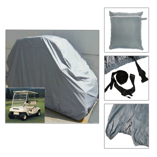 Golf Cart Cover 4 Passengers Golf Cart Cover for Yamaha EZ-GO Club CarSports &amp; Outdoor<br>Golf Cart Cover 4 Passengers Golf Cart Cover for Yamaha EZ-GO Club Car<br>
