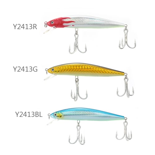 20cm 93g Sinking Minow Fishing Lure Hard Bait with Treble HooksSports &amp; Outdoor<br>20cm 93g Sinking Minow Fishing Lure Hard Bait with Treble Hooks<br>