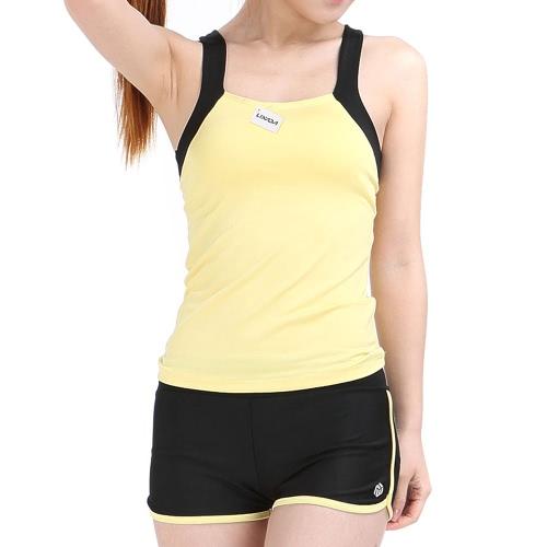 Lixada Women Sleeveless Breathable Yoga Set Sports Singlet Top Bra + Shorts for Running Fitness GymSports &amp; Outdoor<br>Lixada Women Sleeveless Breathable Yoga Set Sports Singlet Top Bra + Shorts for Running Fitness Gym<br>