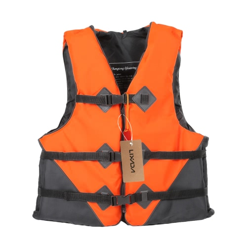 Lixada Professional Polyester Adult Safety Life Jacket Survival Vest Swimming Boating Drifting with Emergency WhistleSports &amp; Outdoor<br>Lixada Professional Polyester Adult Safety Life Jacket Survival Vest Swimming Boating Drifting with Emergency Whistle<br>