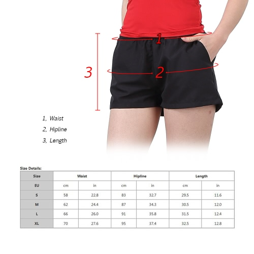 Lixada Women Breathable &amp; Sweat-absorbent Sports Shorts Leisure Shorts for Running Gym YogaSports &amp; Outdoor<br>Lixada Women Breathable &amp; Sweat-absorbent Sports Shorts Leisure Shorts for Running Gym Yoga<br>