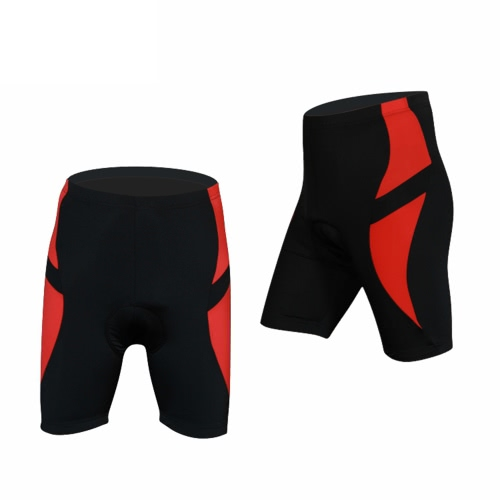 Lixada Men's Cycling Shorts Bike Bicycle Silica Gel Padded Short Pants