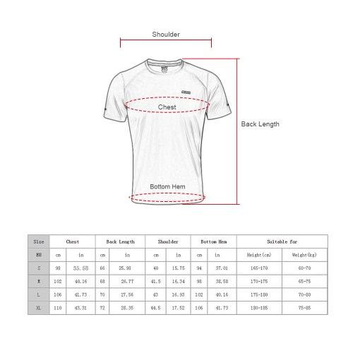 Quick-dry Running Sports Cycling T-shirts Shirts SummerSports &amp; Outdoor<br>Quick-dry Running Sports Cycling T-shirts Shirts Summer<br>