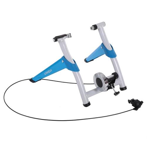 ليكسادا المهنية المغناطيسي الدراجة داخلي الدراجة المدرب ممارسة موقف 6 مستويات المقاومة