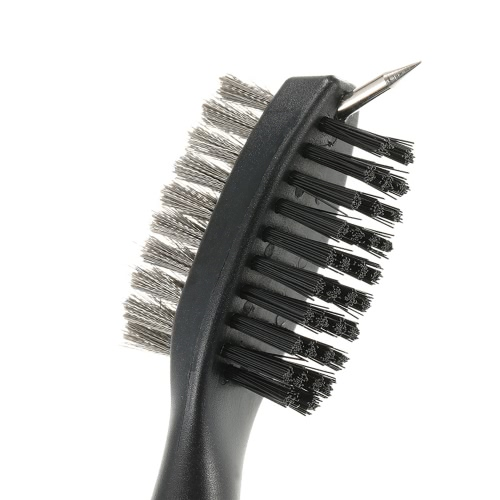 Golf Club Brush Groove Cleaner Golf Clubs Washing Brush Tool Kit with Clip Pick Universal Lightweight Ergonomic DesignSports &amp; Outdoor<br>Golf Club Brush Groove Cleaner Golf Clubs Washing Brush Tool Kit with Clip Pick Universal Lightweight Ergonomic Design<br>