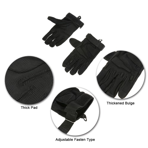Hard Knuckle Tactical Gloves Full Finger Sport Shooting Paintball Hunting Riding MotorcycleSports &amp; Outdoor<br>Hard Knuckle Tactical Gloves Full Finger Sport Shooting Paintball Hunting Riding Motorcycle<br>