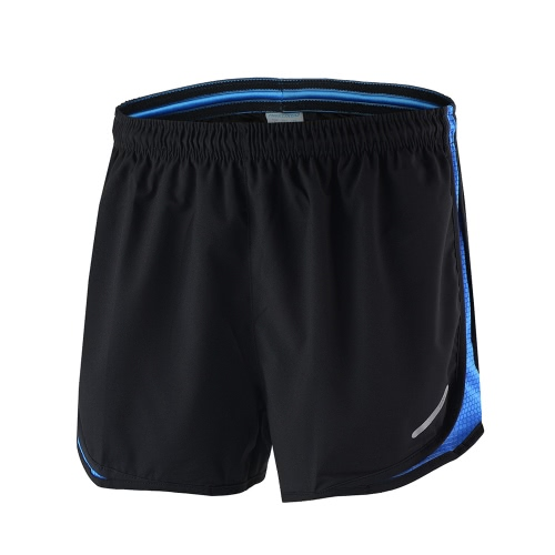 Arsuxeo Mens 2 in 1 Running Shorts Quick Dry Marathon Training Fitness Running Cycling Sports Shorts TrunksSports &amp; Outdoor<br>Arsuxeo Mens 2 in 1 Running Shorts Quick Dry Marathon Training Fitness Running Cycling Sports Shorts Trunks<br>