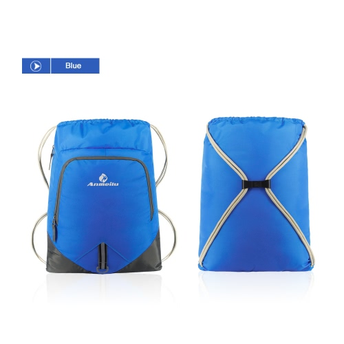 12L Sturdy Lightweight Foldable Water Repellent Outdoor Backpack Cycling Backpacking Travelling Hiking Bag Daypack Stuff Sack DrawSports &amp; Outdoor<br>12L Sturdy Lightweight Foldable Water Repellent Outdoor Backpack Cycling Backpacking Travelling Hiking Bag Daypack Stuff Sack Draw<br>
