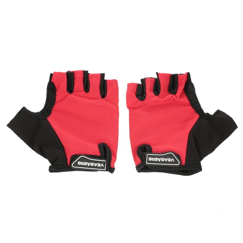 1 Pair of Lightweight Summer Riding Breathable Cushioned Half-finger Gloves Sports Cycling Gloves WashableSports &amp; Outdoor<br>1 Pair of Lightweight Summer Riding Breathable Cushioned Half-finger Gloves Sports Cycling Gloves Washable<br>