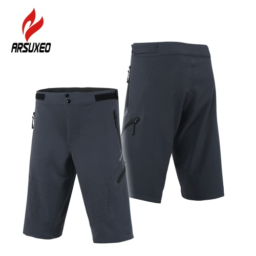 Arsuxeo Outdoor Sports Cycling Shorts Mens Running Shorts Quick Dry Marathon Training Fitness Running TrunksSports &amp; Outdoor<br>Arsuxeo Outdoor Sports Cycling Shorts Mens Running Shorts Quick Dry Marathon Training Fitness Running Trunks<br>