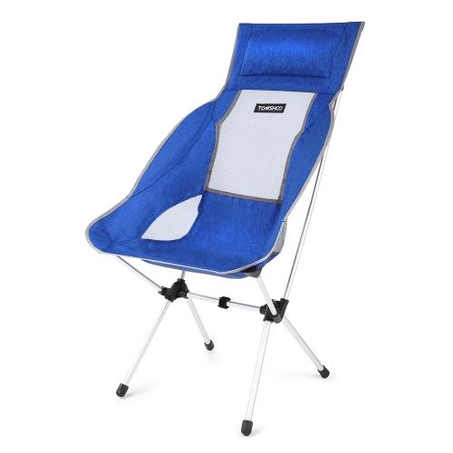 TOMSHOO Ultralight Portable Folding ChairSports &amp; Outdoor<br>TOMSHOO Ultralight Portable Folding Chair<br>