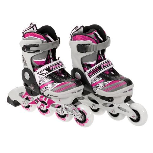 Adjustable Inline Skates Skateboard for Kids GirlsSports &amp; Outdoor<br>Adjustable Inline Skates Skateboard for Kids Girls<br>