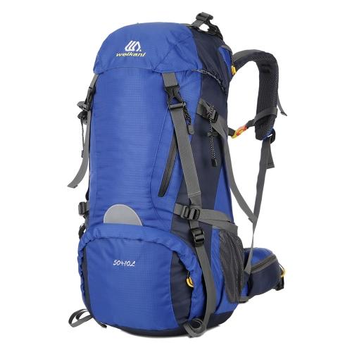 50+10L Waterproof Outdoor BackpackSports &amp; Outdoor<br>50+10L Waterproof Outdoor Backpack<br>