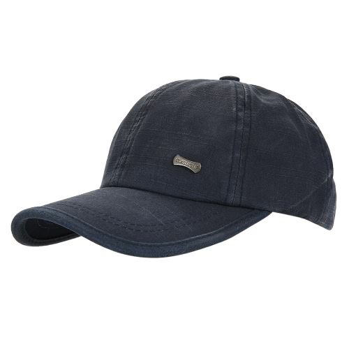 Adjustable Solid Color Baseball Cap Unisex Fashion Leisure Casual Hat Snapback CapSports &amp; Outdoor<br>Adjustable Solid Color Baseball Cap Unisex Fashion Leisure Casual Hat Snapback Cap<br>