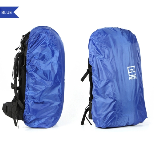 Waterproof Cover Portable Backpack Rain Cover Elastic Dust Cover Outdoor Travel Camping Hiking Mountaineering for 30-50L BackpackSports &amp; Outdoor<br>Waterproof Cover Portable Backpack Rain Cover Elastic Dust Cover Outdoor Travel Camping Hiking Mountaineering for 30-50L Backpack<br>