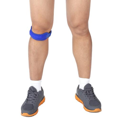 Adjustable Knee Brace Elastic Patella Brace Guard Protector Knee Support Wrap Strap for Running Jogging HikingSports &amp; Outdoor<br>Adjustable Knee Brace Elastic Patella Brace Guard Protector Knee Support Wrap Strap for Running Jogging Hiking<br>