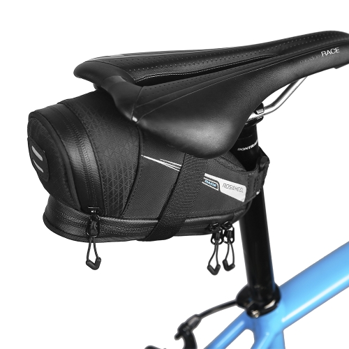 Bike Bicycle Cycling Saddle Bag Portable Seat Post Bag Road Bike Cycling Saddle Pouch Bike Bicycle Storage BagSports &amp; Outdoor<br>Bike Bicycle Cycling Saddle Bag Portable Seat Post Bag Road Bike Cycling Saddle Pouch Bike Bicycle Storage Bag<br>