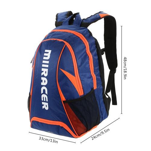 Badminton Racket Backpack Tennis Racquet Backpack Holder Shoulder Bag with Independent Shoe Bag Outdoor Sports BagSports &amp; Outdoor<br>Badminton Racket Backpack Tennis Racquet Backpack Holder Shoulder Bag with Independent Shoe Bag Outdoor Sports Bag<br>