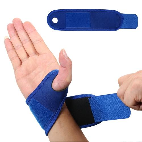 Wrist Compression Strap Support Brace Adjustable Gym Training Bandage StrapSports &amp; Outdoor<br>Wrist Compression Strap Support Brace Adjustable Gym Training Bandage Strap<br>