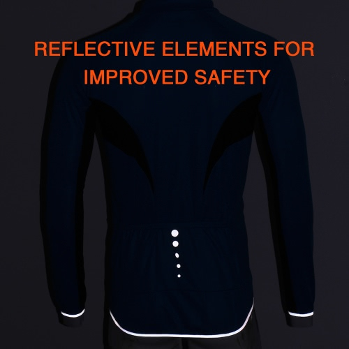 Arsuxeo Outdoor Sports Cycling Jersey Bike Bicycle Full Zip Long Sleeve Shirt MTB Bike Riding Clothing JerseySports &amp; Outdoor<br>Arsuxeo Outdoor Sports Cycling Jersey Bike Bicycle Full Zip Long Sleeve Shirt MTB Bike Riding Clothing Jersey<br>