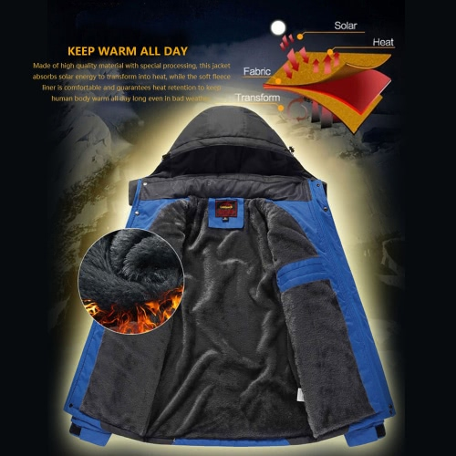 FH-1688 Mens Windproof Fleece Winter Outdoor Sport JacketSports &amp; Outdoor<br>FH-1688 Mens Windproof Fleece Winter Outdoor Sport Jacket<br>