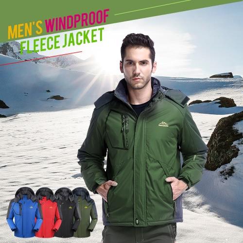 FH-1688 Mens Windproof Fleece Winter Outdoor Sport JacketSports &amp; Outdoor<br>FH-1688 Mens Windproof Fleece Winter Outdoor Sport Jacket<br>