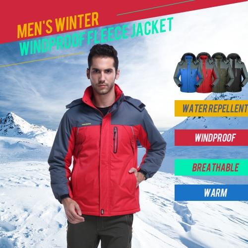 FH-1588 Mens Windproof Fleece Winter Outdoor Sport JacketSports &amp; Outdoor<br>FH-1588 Mens Windproof Fleece Winter Outdoor Sport Jacket<br>