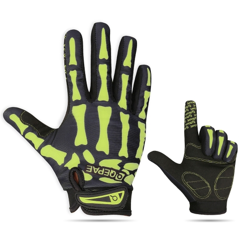 Men Women Slip-Resistant Full Finger Cycling Racing Riding Cycling Full Finger Gloves Bicycle Bike Sports Glove Winter Windproof GSports &amp; Outdoor<br>Men Women Slip-Resistant Full Finger Cycling Racing Riding Cycling Full Finger Gloves Bicycle Bike Sports Glove Winter Windproof G<br>
