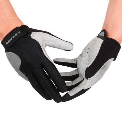 WOSAWE Cycling Gloves Mountain Bike Gloves Road Racing Bicycle Gloves Light Silicone Gel Pad Riding Gloves Toucscreen Full FingerSports &amp; Outdoor<br>WOSAWE Cycling Gloves Mountain Bike Gloves Road Racing Bicycle Gloves Light Silicone Gel Pad Riding Gloves Toucscreen Full Finger<br>