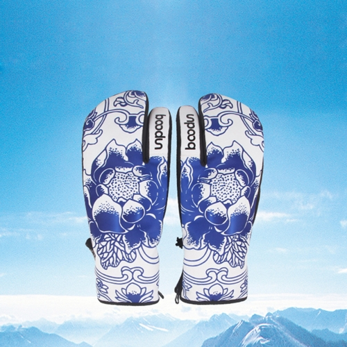 Three Fingers Cycling Gloves Windproof Winter Outdoor Thermal Sports Bike Riding Gloves Hand Warmers Skiing Mountaineering MotorcySports &amp; Outdoor<br>Three Fingers Cycling Gloves Windproof Winter Outdoor Thermal Sports Bike Riding Gloves Hand Warmers Skiing Mountaineering Motorcy<br>