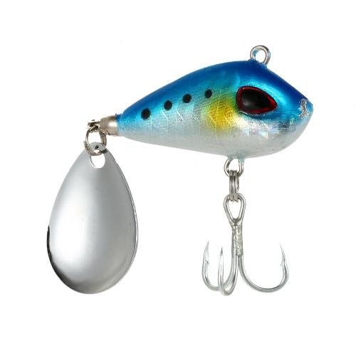 4cm / 25g Lifelike Fishing Lure Swimbait VIB Hard Bait Fish Treble Hook TackleSports &amp; Outdoor<br>4cm / 25g Lifelike Fishing Lure Swimbait VIB Hard Bait Fish Treble Hook Tackle<br>
