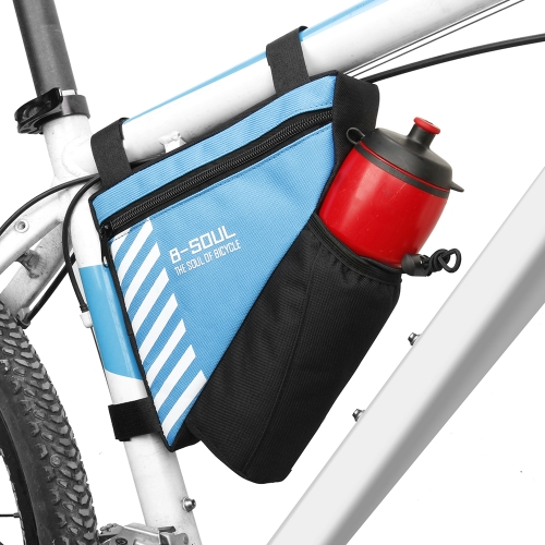 Bike Triangle Frame Bag Bike Rear Seat Bag Bicycle Tool Storage Pouch Cycling Saddle Tail Packs Bike Storage BagSports &amp; Outdoor<br>Bike Triangle Frame Bag Bike Rear Seat Bag Bicycle Tool Storage Pouch Cycling Saddle Tail Packs Bike Storage Bag<br>