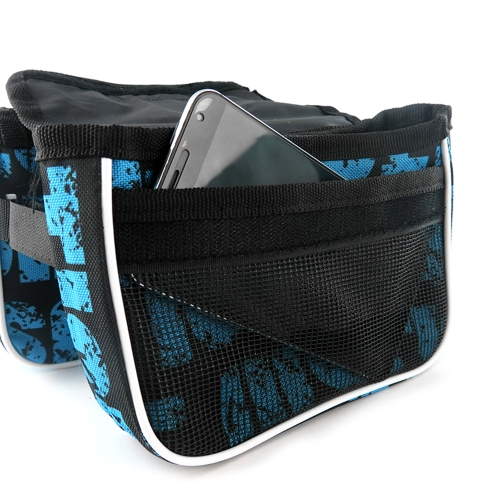 Bike Top Tube Phone Bag Bicycle Cycling Front Frame Bag Mobile Phone Holder Pouch Bike Strap Attachment MountSports &amp; Outdoor<br>Bike Top Tube Phone Bag Bicycle Cycling Front Frame Bag Mobile Phone Holder Pouch Bike Strap Attachment Mount<br>
