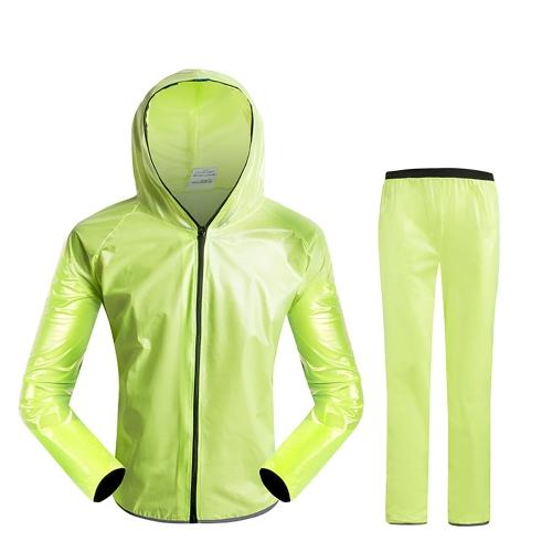 MJ-YF-003 Waterproof Outdoor RaincoatSports &amp; Outdoor<br>MJ-YF-003 Waterproof Outdoor Raincoat<br>